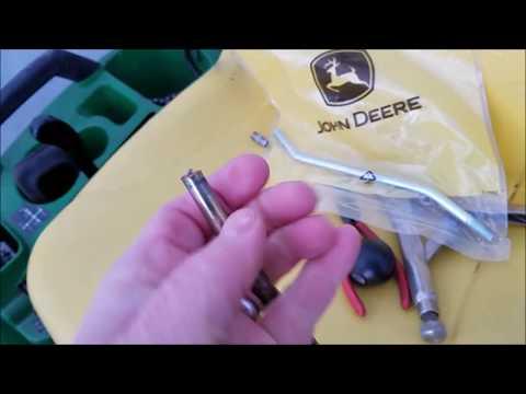Repeat John Deere K91 Tear Down: Part 1 by mmrbeef - You2Repeat