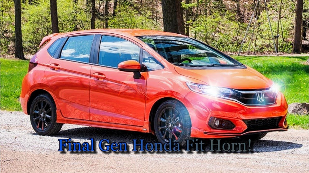 Honda Fit Horn