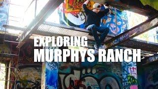Murphys Ranch Exploration (Abandoned Nazi Camp)