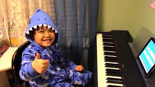 6-year-old Renzo Plays Game of Thrones Opening Theme Song with Simply Piano by JoyTunes