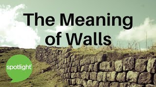 The Meaning Of Walls | Practice English With Spotlight