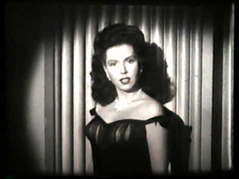 EADIE WAS A LADY 1945 66 Minutes Ann Miller Comedy Musical Joe Besser