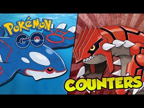 COUNTERS GROUDON E KYOGRE! (JAN/19) -  Pokémon Go | PokeDicas thumbnail