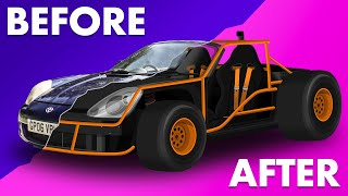 homepage tile video photo for Project Off-Road MR2: Teardown & Build