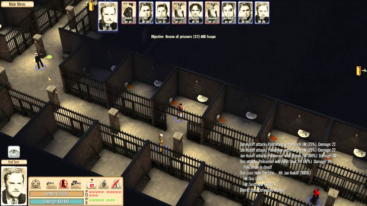 Omerta: City of Gangsters - 09 - Cat and Mouse