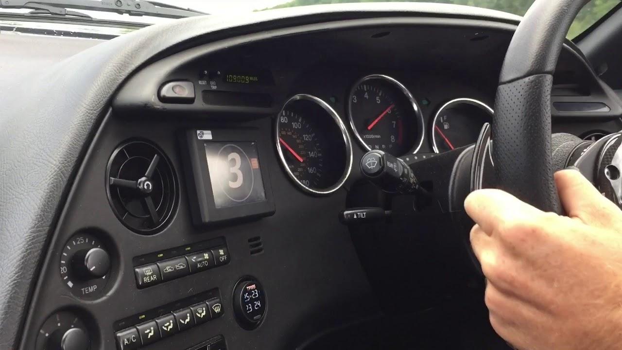Garage Whifbitz 7 Speed DCT Gearbox Conversion