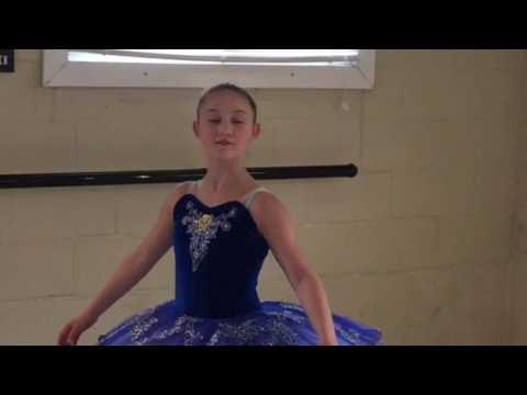 Cambridge girl, 12, to pursue dreams at Royal Winnipeg