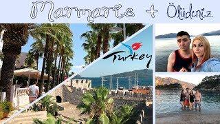 Marmaris - TexWikend   Лучший курорт Турции - Мармарис + пляж Oludeniz (Голубая лагуна)