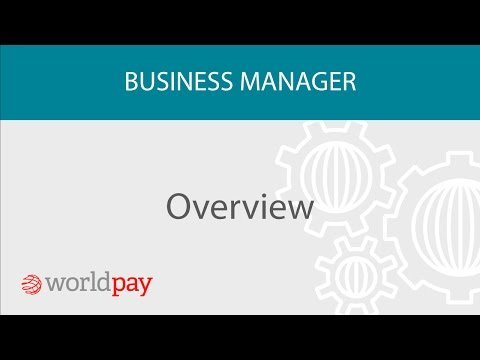 Overview of Business Manager