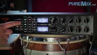 How to De-Ess Vocals with the Dangerous Compressor