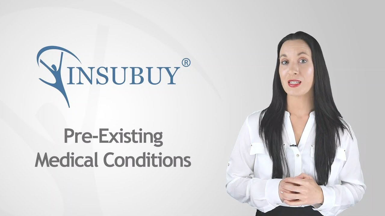 Travel Medical Insurance - Pre-Existing Medical Conditions ...