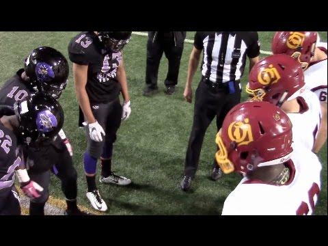 Garfield vs O'Dea : HSFB Washington - Metro League Championship - UTR Highlight Mix