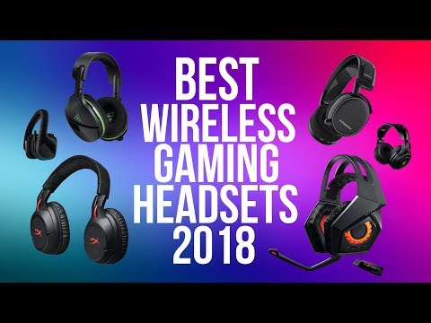 Best Wireless Gaming Headsets 2018 | Top 15 Wireless Gaming Headphones [PC, Xbox One, PS4]