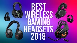 Video Best Wireless Gaming Headsets 2018 | Top 15 Wireless Gaming Headphones [PC, Xbox One, PS4] download MP3, 3GP, MP4, WEBM, AVI, FLV Juli 2018