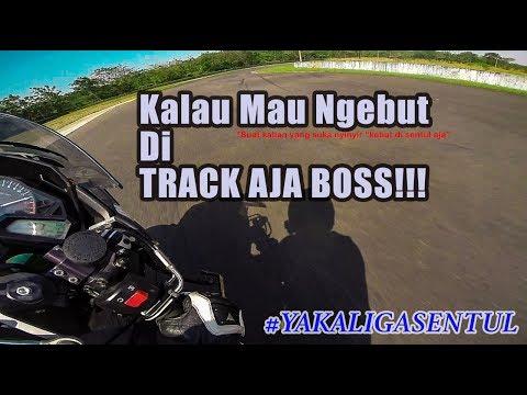 #32 TrackDay - Sumpah Sentul Rame Banget !! || #MotoVlog #Yakaligasentul
