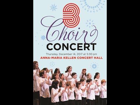 Third Street Holiday Choir Concert