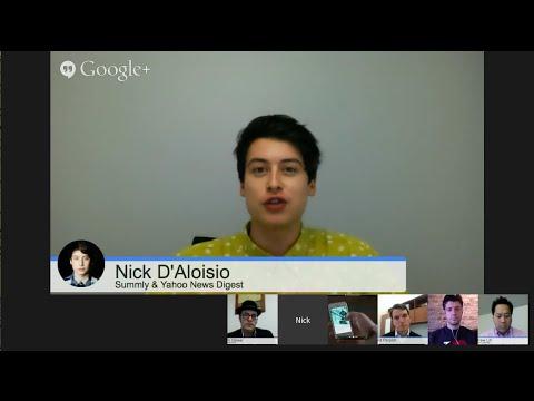 Mediatwits #131: News App Showdown: Yahoo News Digest, NYT Now, Circa, AJ+