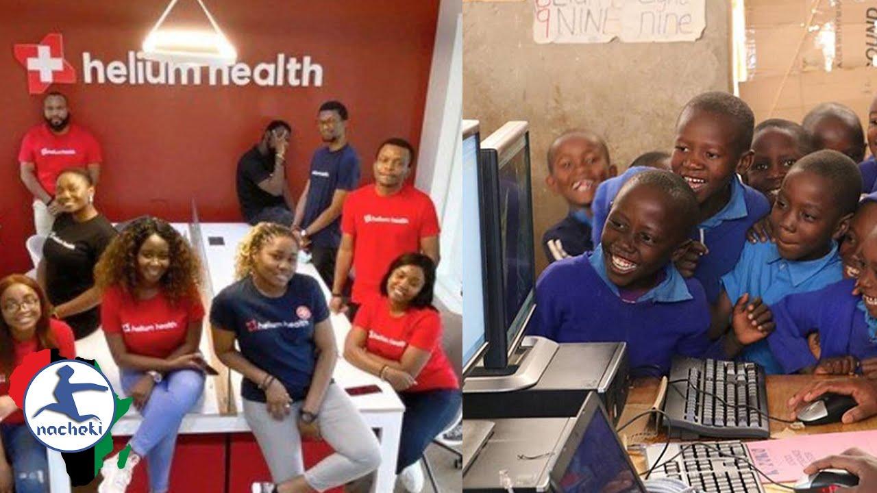 Nigerian Startup takes African hospitals Digital, Kenya's Startup Reeducating Africa