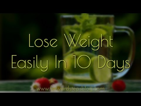 Lose Weight Easily In 10 Days