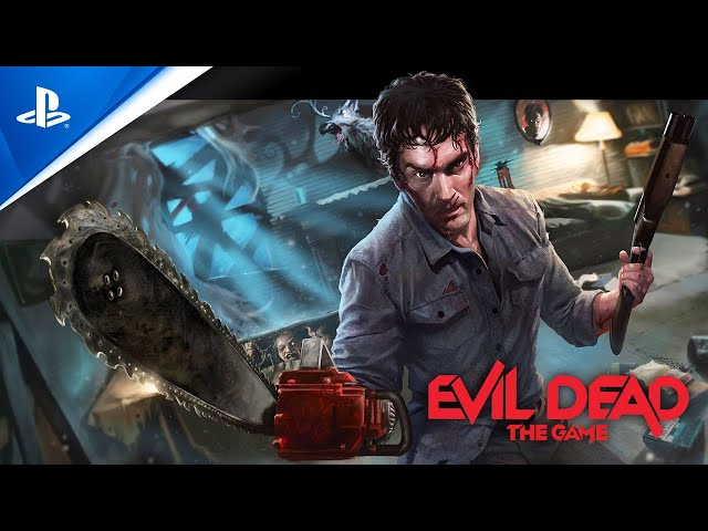 Evil Dead: The Game - The Game Awards 2020: Reveal Trailer | PS5, PS4