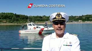 Video stagione balneare Guardia Costiera di Ortona