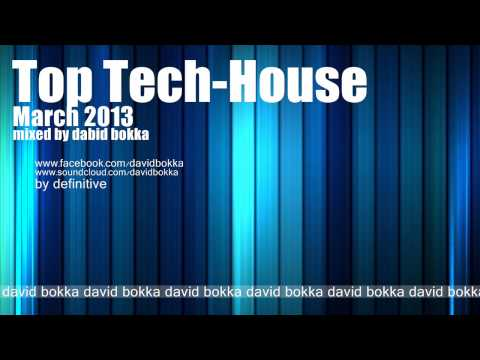Top Tech-House March 2013