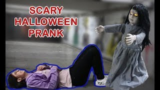SCARY HALLOWEEN GHOST PRANK #2 🎃👻