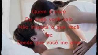 As long as you love me - Backstreet boys (tradução)