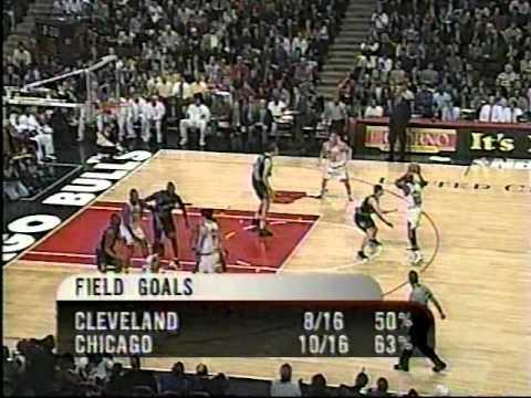 Cavaliers vs. Bulls (1998)