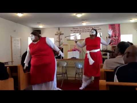 Atmosphere Changers Mime Ministry, Song: Perfect Love Song by Anita Wilson