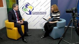 Встреча с генеральным директором телекомпании СТВ Игорем Луцким