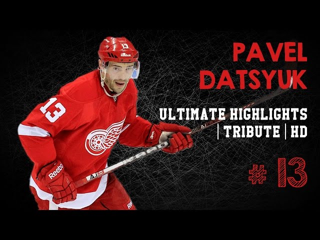 Pavel Datsyuk Ultimate Highlights | Tribute | HD
