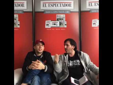 """De La Ghetto Entrevista en """"EL ESPECTADOR"""""""