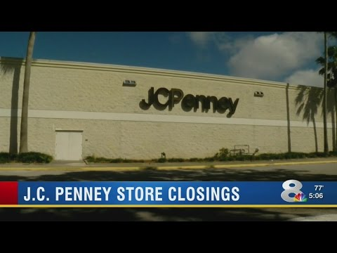 J.C. Penney Closing Stores
