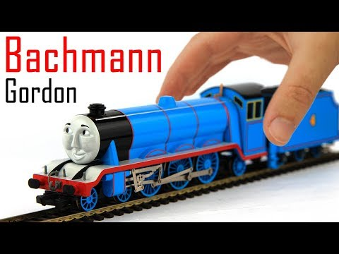 Unboxing the Bachmann Gordon from Thomas & Friends