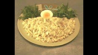Люблю готовить! Салат оливье с куриной грудкой! Рецепт!