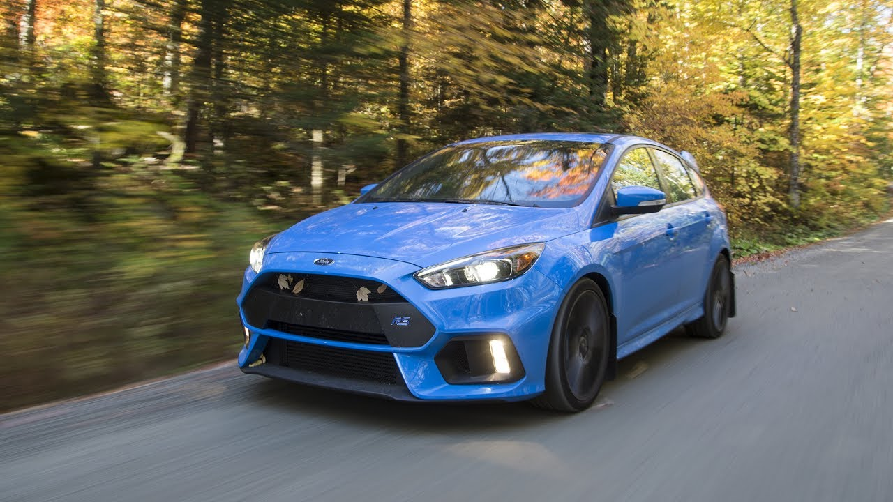 Ford Focus Rs And Custom Rally Car At Team O Neil Episode 16