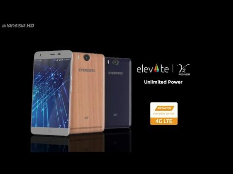 Iklan Evercoss Elevate Y2 Power