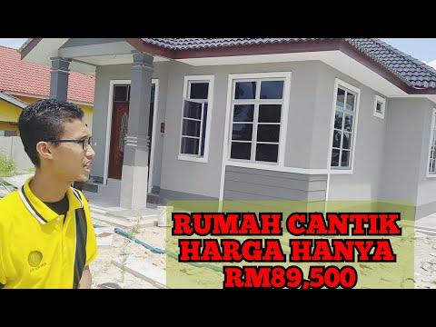 Bina Rumah Bawah 100k Kelantan Terengganu Pahang Youtube