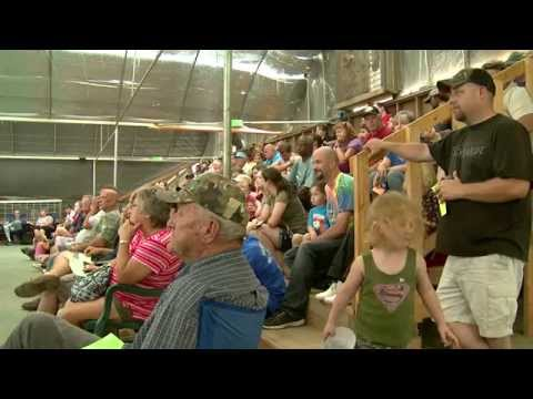 Wicked Chicken Auction On UNC-TV & North Carolina Now