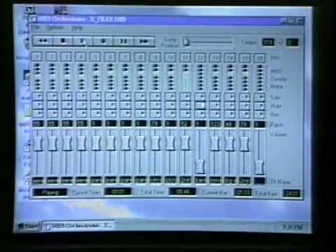 Short Windows 95 Audio Demo - Apr  1997