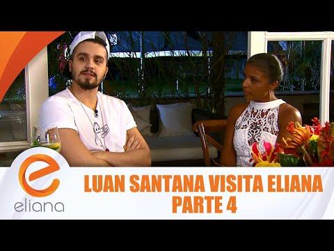 Luan Santana visita Eliana - Parte 4 | Programa Eliana  (20/05/18)
