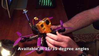 Eachine Wizard x220 - gopro hero 3/4 mount
