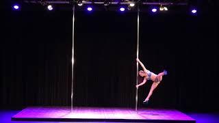 2018 US Pole Dance Championship Amateur Division - Jessa Marie