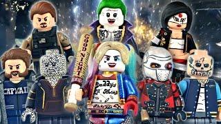 LEGO DC : Suicide Squad Minifigures - Showcase