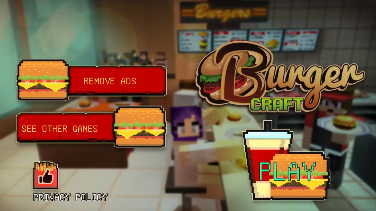 Fast Food Games
