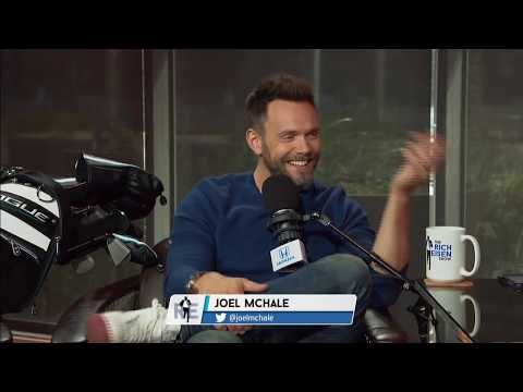 Joel McHale Talks His New Netflix Show & More with Rich Eisen In-Studio | Full Interview | 3/19/18