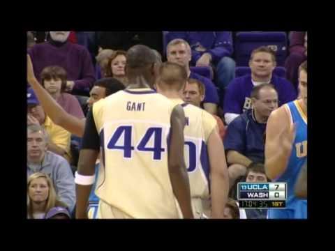 Men's Basketball: UCLA vs UW - 01/24/09