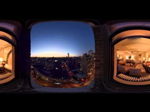 A 360 View of the Sunset at The Penthouses @ 315 Seventh Avenue