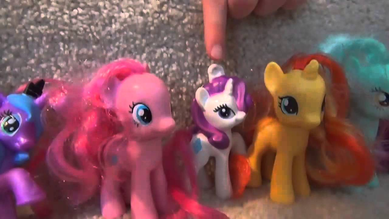 My little pony names youtube its youtube uninterrupted izmirmasajfo Images
